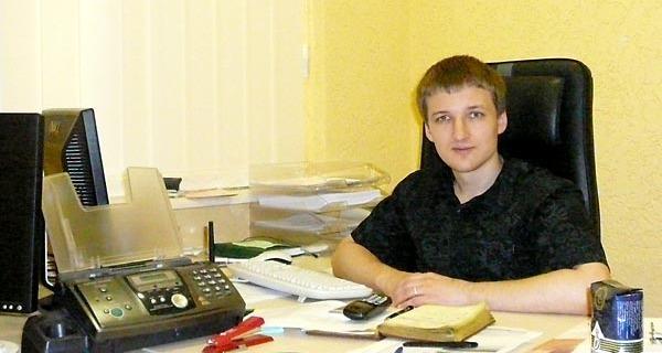Владимир Штыленко, директор Киевского филиала компании Дом кофе
