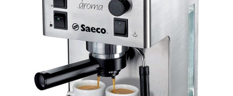 кофеварка Саеко Арома Инокс