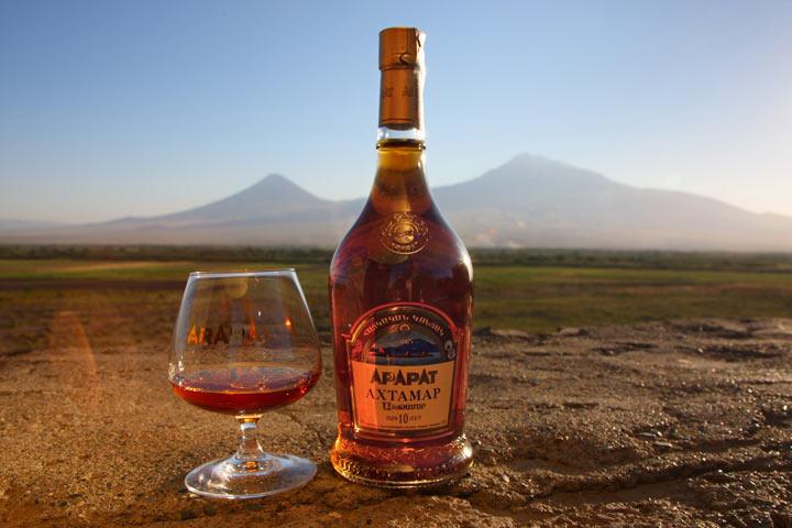 армянский коньяк ахтамар