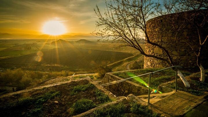 рассвет в Армении, Арарат