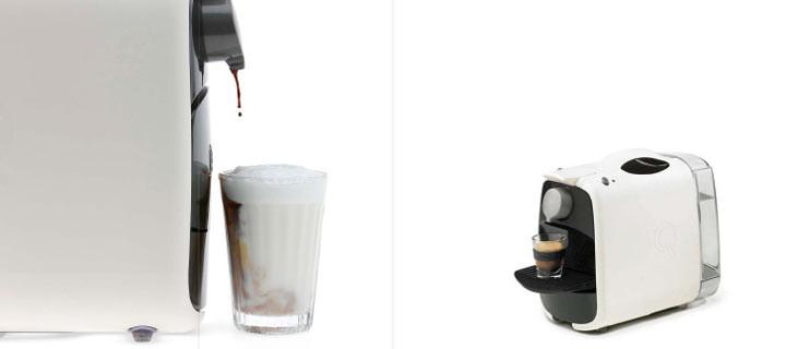 Портативная капсульная кофеварка QOSMO