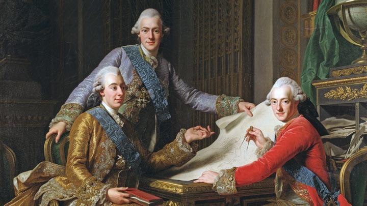 Король Швеции Густав III
