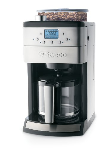 saeco bean to brew 10 cup automatic d956