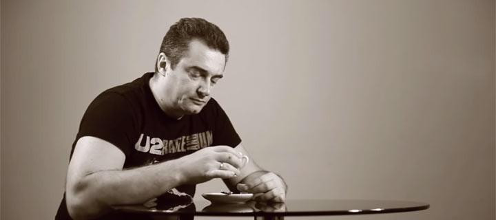 Чашка кофе → Сергей Дорохов