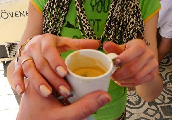 Марина Дорохова кофе