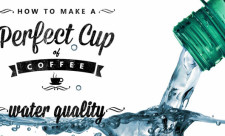 how to make a perfect cup of coffee - water quality