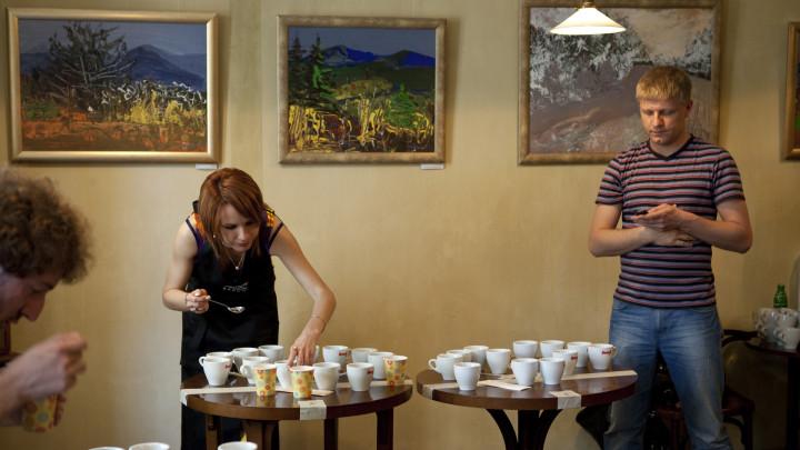капинг каптестинг дегустация кофе