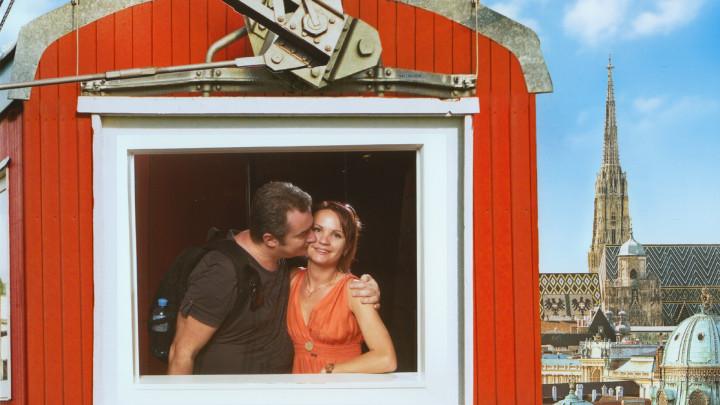 Сергей и Марина Дороховы в Вене