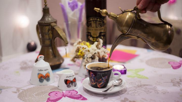 кофе по-рижски