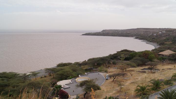 побережье в Эфиопии