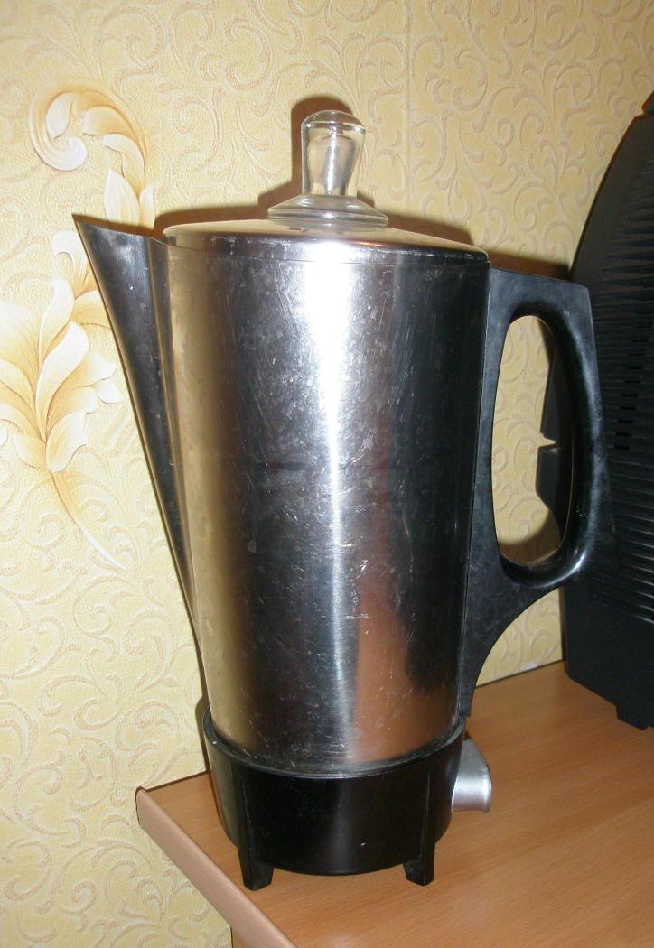 чайник кофейник СССР